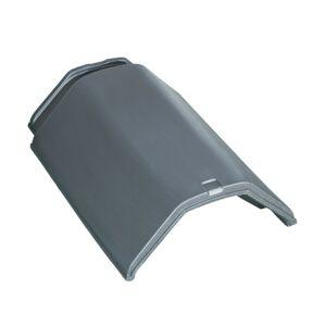 Röben BERGAMO drážkový hrebenáč s príchytkou šedý matný
