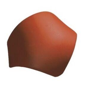 TONDACH rozbočovací hladký hrebenáč tvaru Y 17 cm čierny (model Bobrovka, drážková Bobrovka)