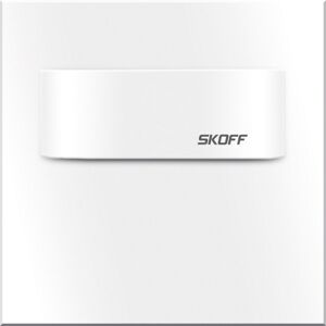 Svetlo LED Skoff Tango short, 6500K, 0,8W, vstavané IP66, biela