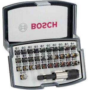 Sada skrutkovacích hrotov Bosch 32 ks