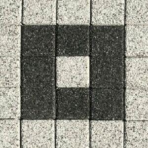 Dlažba SEMMELROCK La Linia (100x100x80 mm) granit svetlá
