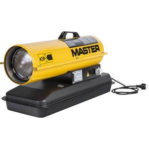 Ohrievač naftový Master B70 CED