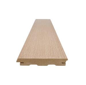 Drevoplastová terasová doska WPC WOODPLASTIC RUSTIC TOP 140x22 mm (4m) teak