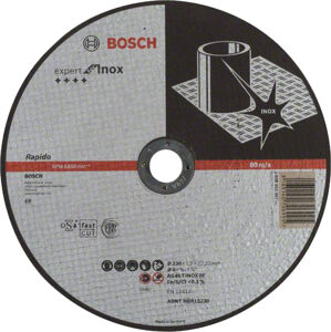 Kotúč korundový Bosch Expert for Inox 230×22,23×1,9 mm
