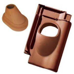 TONDACH Rumba anténny keramický komplet terakota