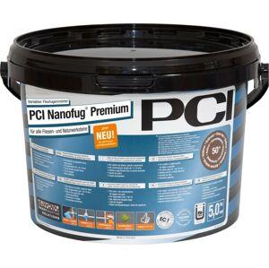 Špeciálna univerzálna rýchlotuhnúca škárovacia hmota PCI Nanofug Premium, manhattan, 5 kg