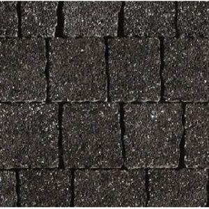 Maloformátová dlažba SEMMELROCK Naturo 6 cm, čierna