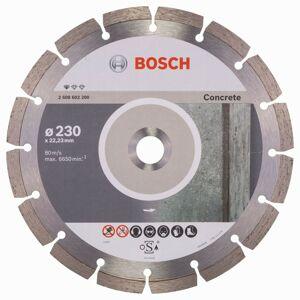 Diamantový rezací kotúč na betón Bosch DIA Standard for Concrete, priemer 230 mm (1ks/obj)