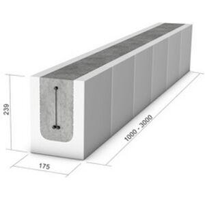 Vápenno-pieskový preklad KMB SENDWIX preklad 6DF 100 (1000x175x240 mm)