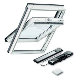Strešné okno VELUX GLU MK06 S20004 (78x118 cm) diaľkové ovládanie, solárny pohon