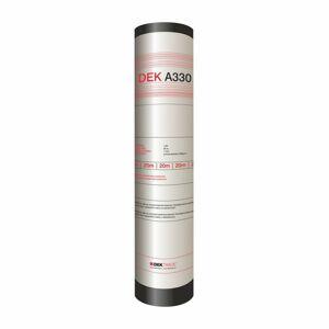 Asfaltovaná oxidovaná lepenka DEK A 330 (20 m2 v rolke)