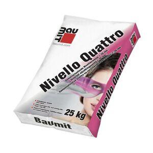 Samonivalizačná stierka Baumit Nivello Quattro, 25 kg