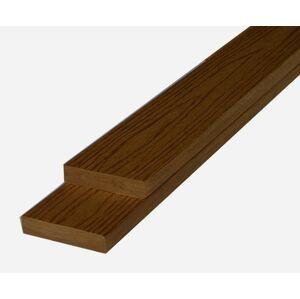 Drevoplastová plotovka DŘEVOplus STANDARD 15x70 mm (4 m) bangirai