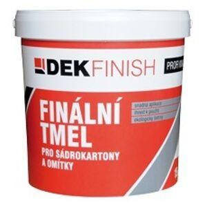 Finálny pastový tmel na sadrokartón DEKfinish, 5 kg