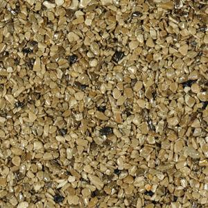 Topstone mramorový kamienok Brown Royal, frakcia 4-7 mm, 25 kg