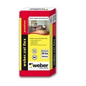 Lepiaca malta na obklady a dlažby v triede S1 Webercol flex premium C2TE S1, 25kg