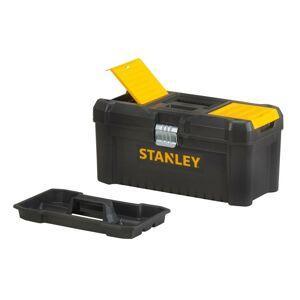 Box na náradie STANLEY s kovovými prackami (40x20x20 cm)