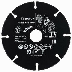 Rezací kotúč zo spekaného karbidu Bosch Multi Wheel, priemer 125 mm
