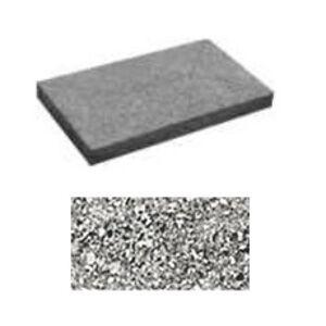 Pilierová hladká krycia platňa PREMAC (46x26x5,5 cm) sivá