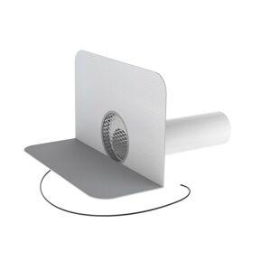 Vyhrievaný chrlič TWCE 110 PVC s integrovanou PVC manžetou