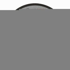 Obrusovací kotúč s prelisom na kov Bosch Standard for Metal, priemer 230 mm (10ks/obj)