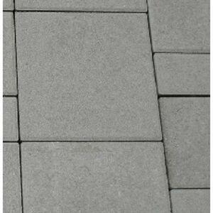 Zámková dlažba PREMAC Klasiko kombiformát 6 cm, sivá
