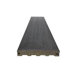 Drevoplastová terasová doska WPC WOODPLASTIC - FOREST PREMIUM 137×22 mm (4 m) eben